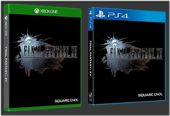 Final Fantasy XV Reversible Art