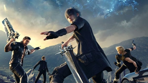 Final Fantasy XV, games