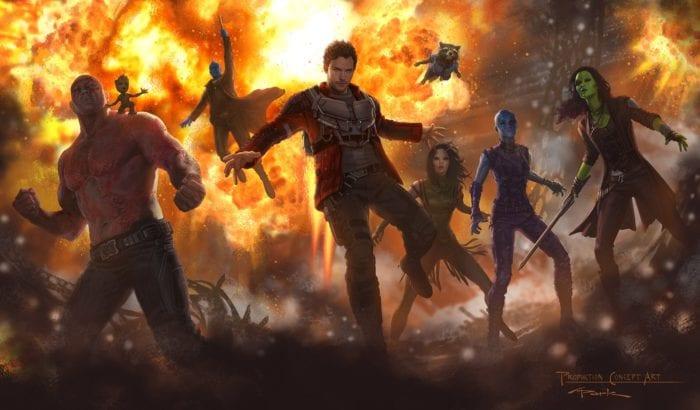 Guardians of the Galaxy Vol. 2, GotG, James Gunn