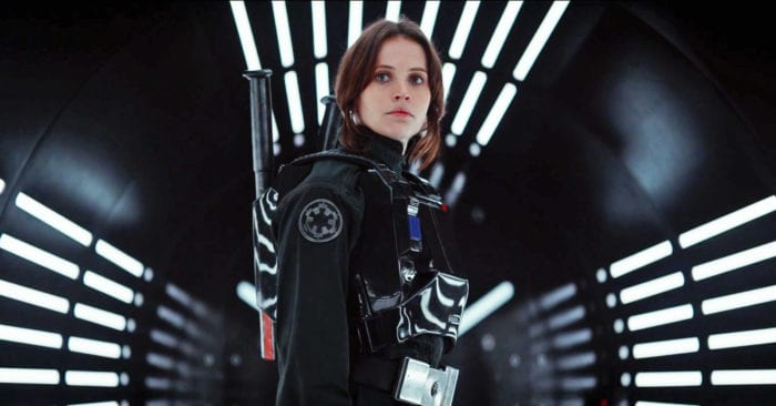 Rogue One, Star Wars, Celebration, behind the scenes, footage, new