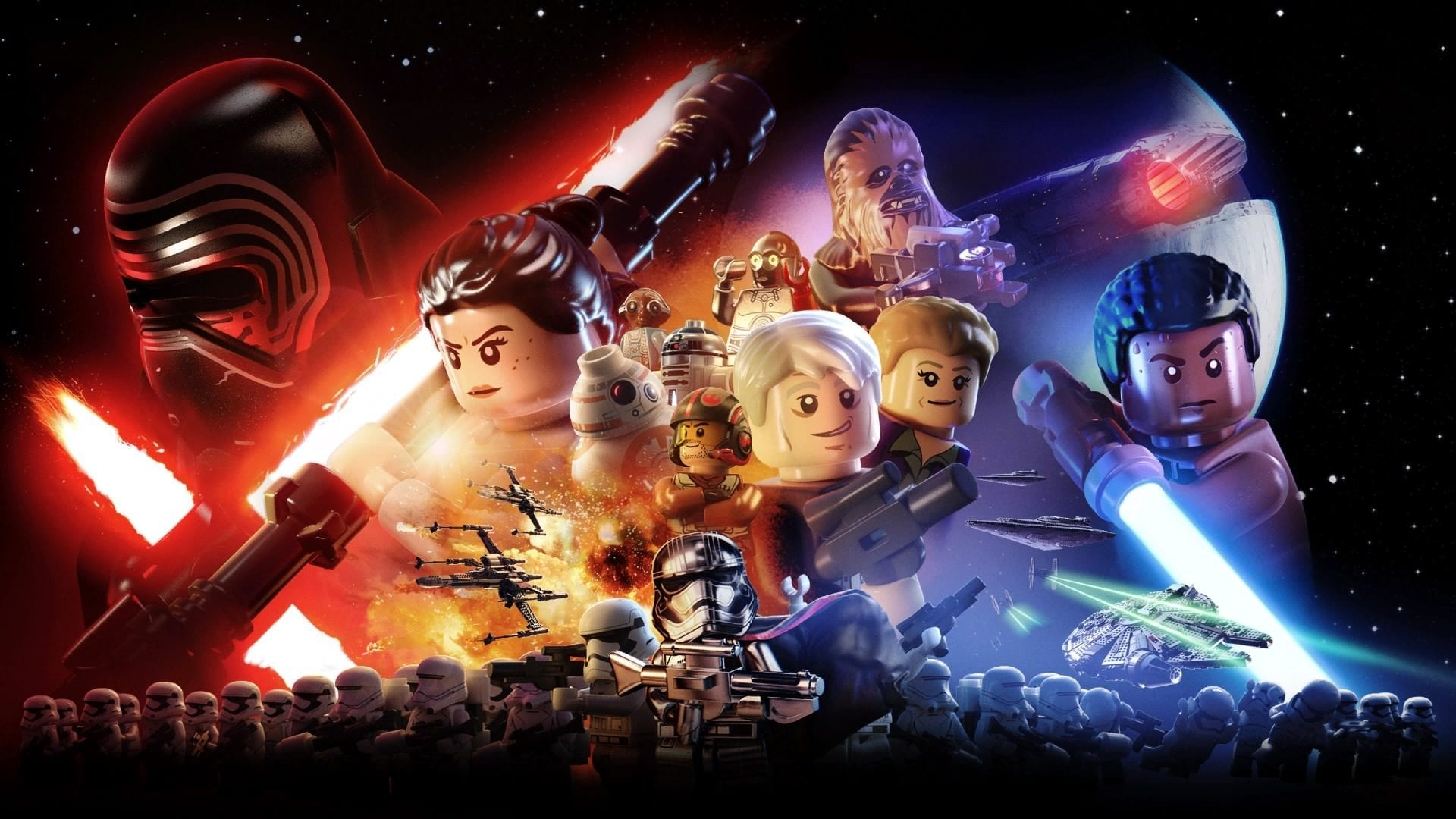 Lego Star Wars The Force Awakens Receives Two New Character Packs