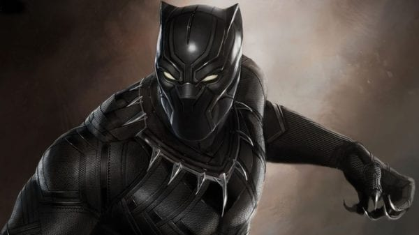 Marvel Ultimate Alliance Black Panther