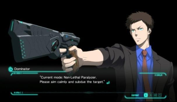 Psycho Pass: Mandatory Happiness (2016 – PS4, PSV, XOne, PC)