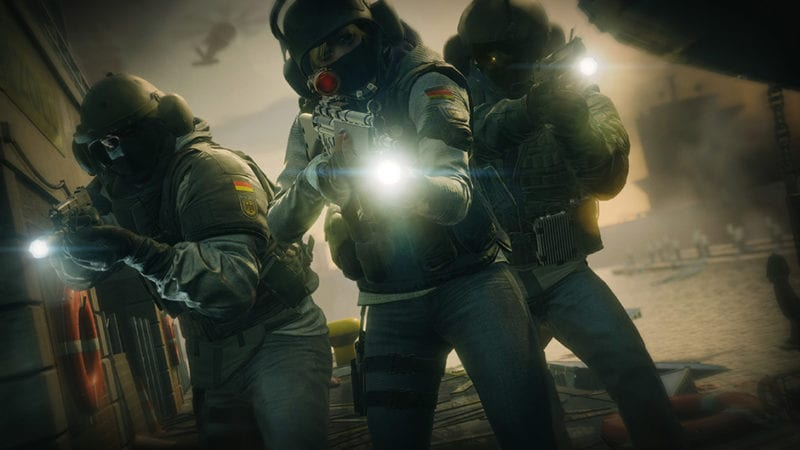 Rainbow Six Siege's latest update adds a loot box system