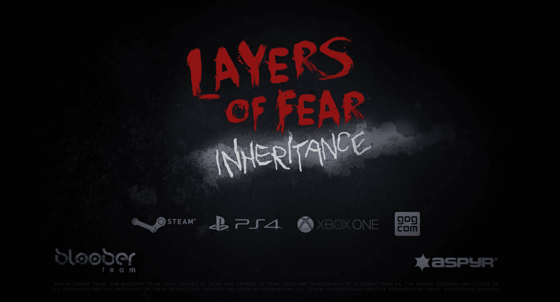 layers of fear,