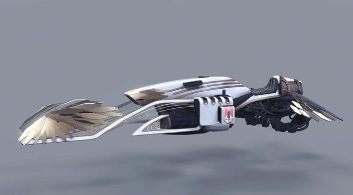 Gjallarhorn Sparrow
