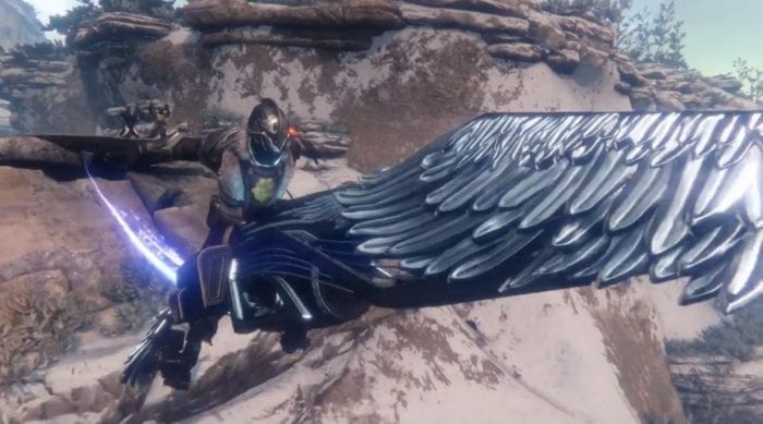Destiny Gjallarwing sparrow