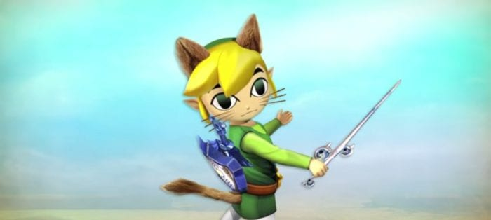 Monster Hunter Generations Toon Link