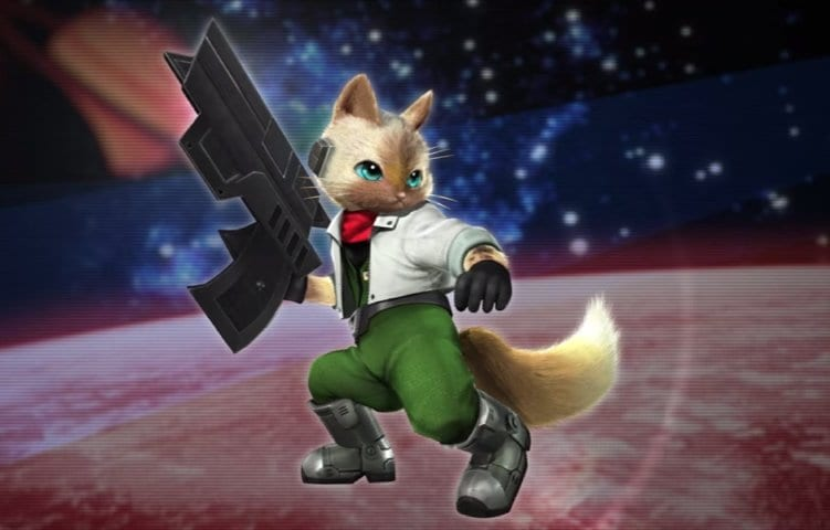 Monster Hunter Generations Star Fox