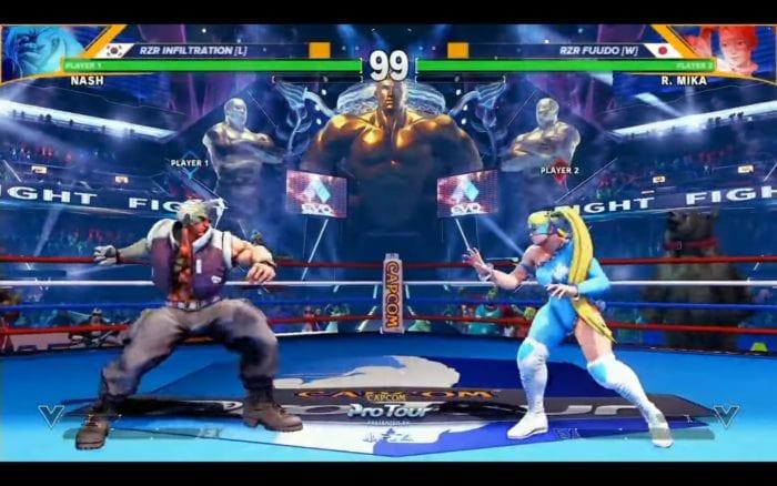 Street Fighter V Evo 2016