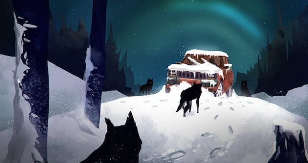 The Long Dark, Wolves