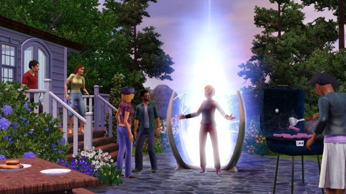sims 3 into the future