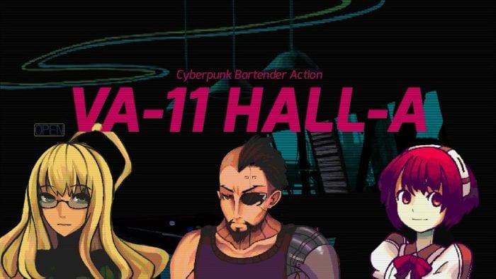 Va-11 Hall-A header