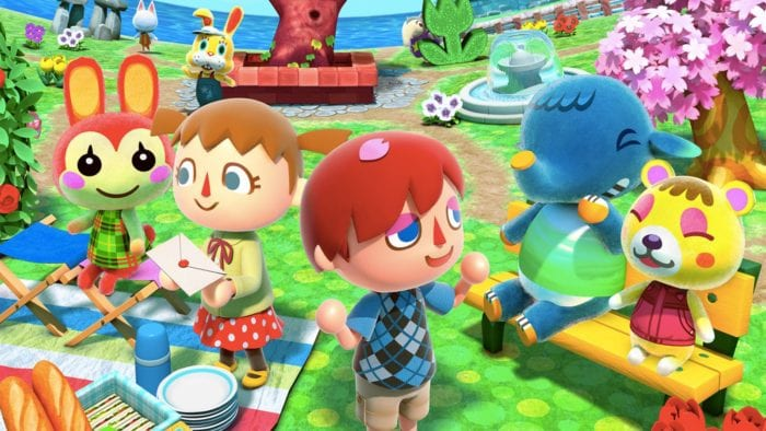 Animal Crossing, 3DS, welcome amiibo
