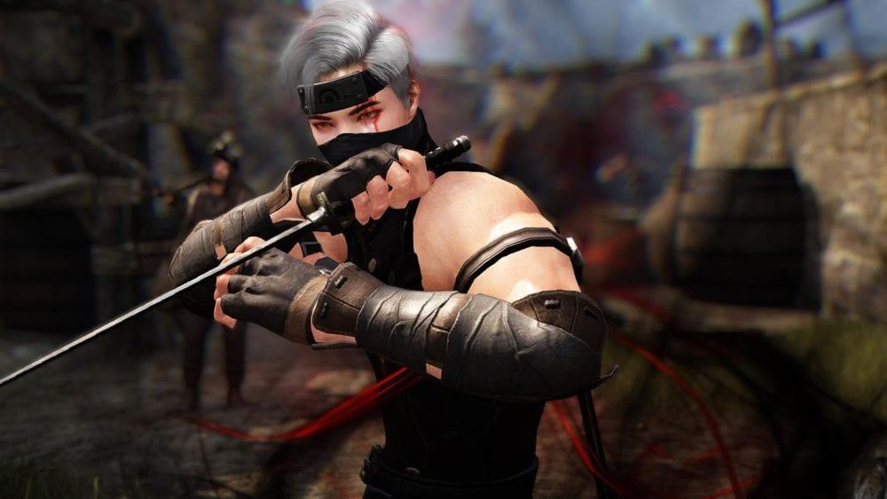 black desert online ninja