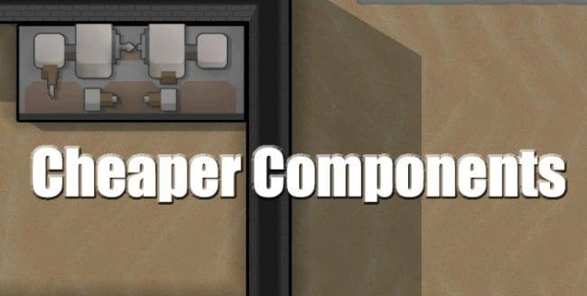 Cheaper Components