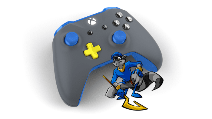 PlayStation Characters as Xbox One Controllers