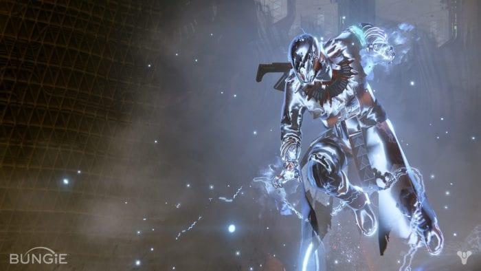 destiny warlock stormcaller