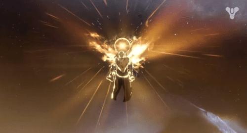 destiny warlock sunsinger