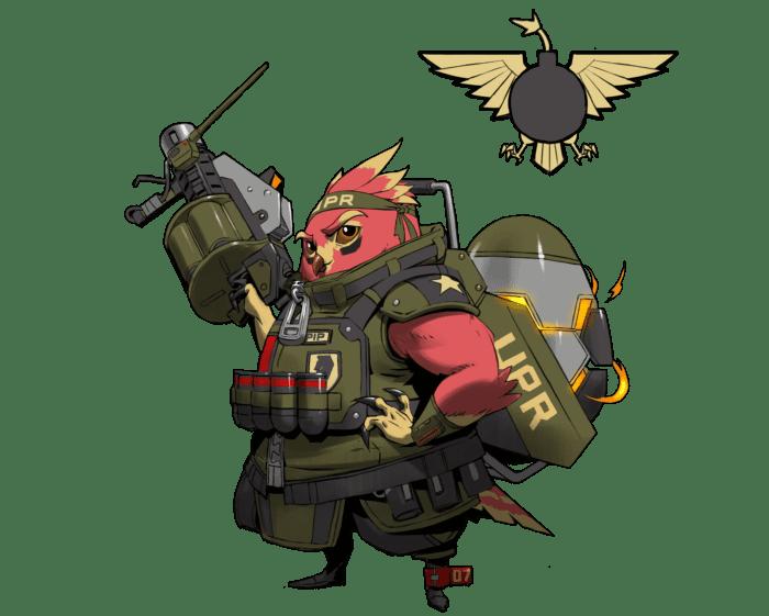 Battleborn, Gearbox