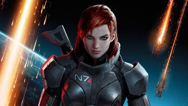 Commander Shepard (Mass Effect)