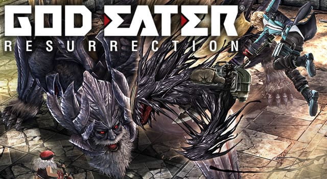 god eater resurrection featured