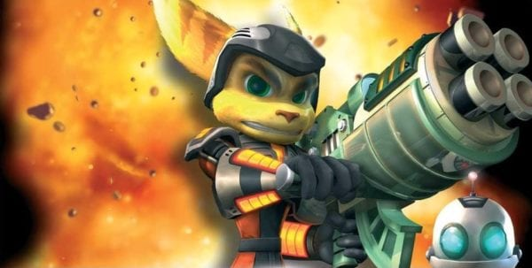Ratchet and Clank, Going Commando, PS2, Insomniac Games