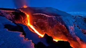 Mauna Loa - Moltres