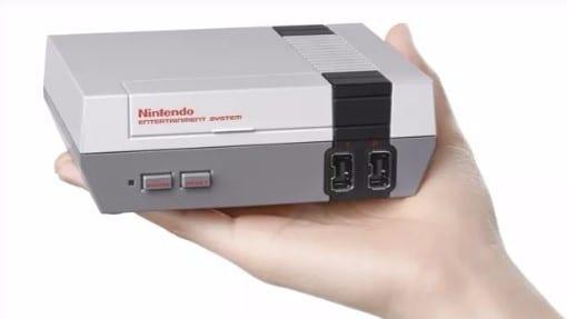 mini nes, consoles