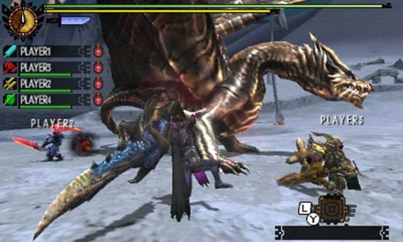 Monster Hunter Generations Multiplayer