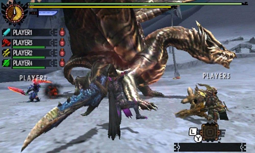 monster hunter generations multiplayer