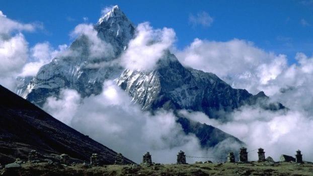 Mt. Everest - Articuno