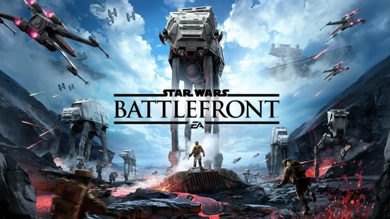 Star Wars Battlefront, DICE, EA