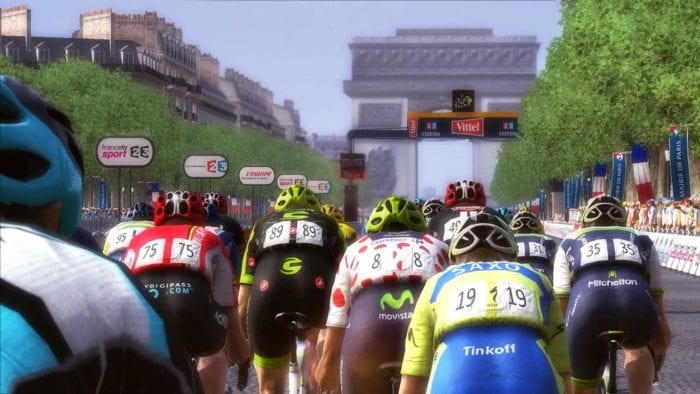 pro cycling manager race
