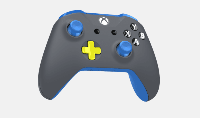 sly cooper xbox one controller