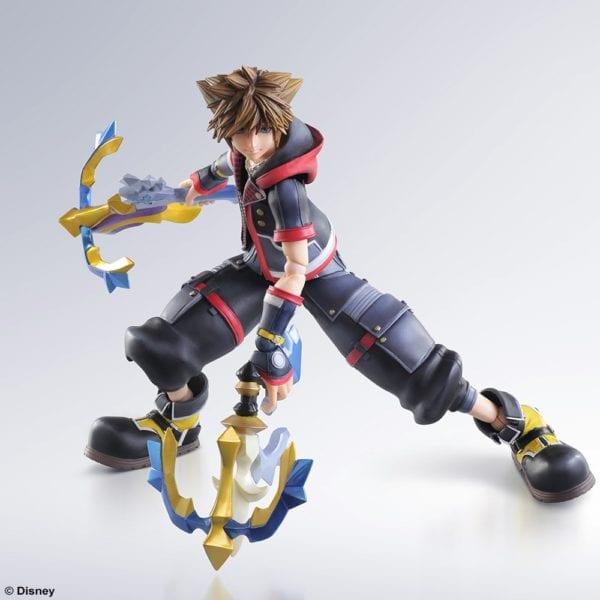 Sora Kingdom Hearts 1520074: Kingdom Hearts III's Sora Figure Is Now Up For Pre-Order