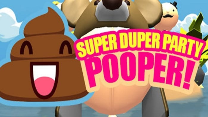super duper party pooper header
