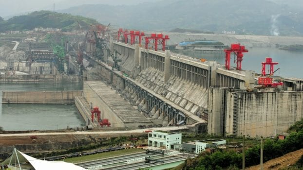 Three Gorges Dam - Zapdos