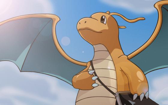 dragon dragonite pokemon go