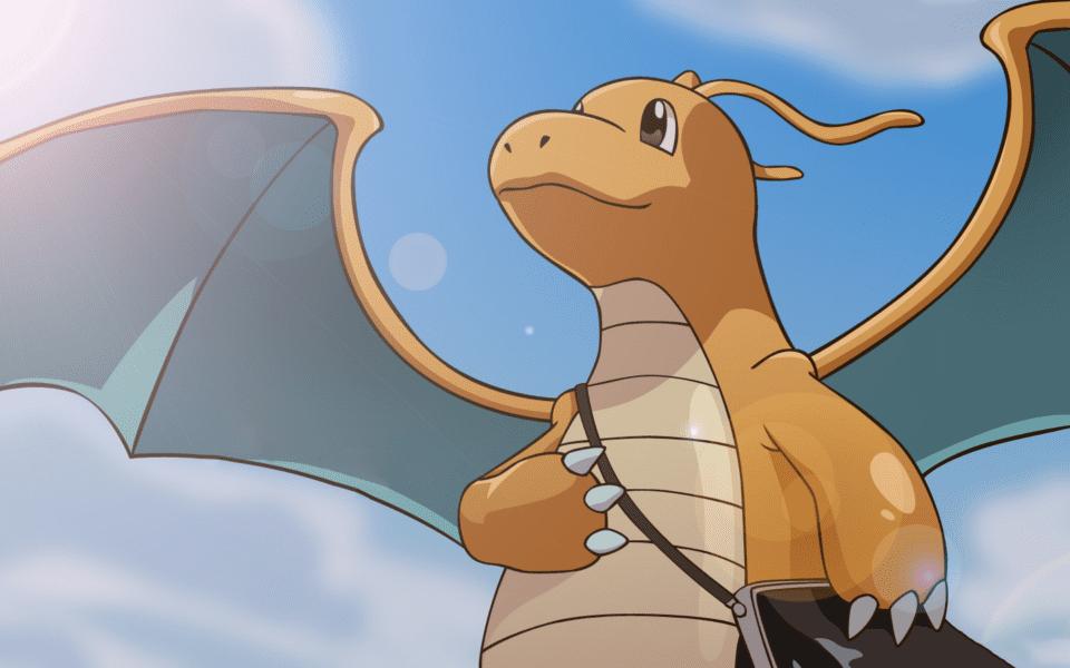 dragon pokemon go dragonite