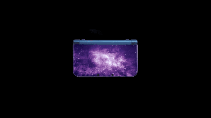 3DS XL, Nintendo, galaxy style, new