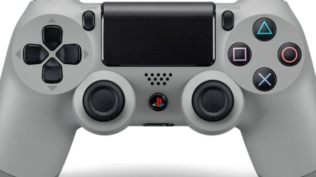 20th Anniversary DualShock 4 Controller