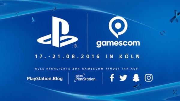 Gamescom, Sony