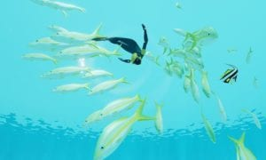 abzu, playstation