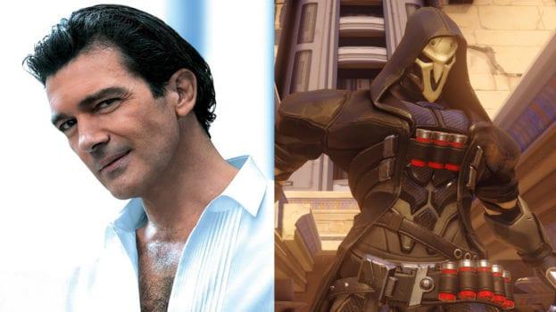 Antonio Banderas as Reaper