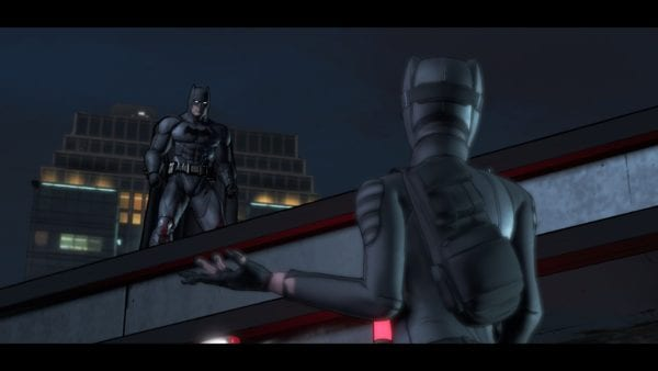 Batman, telltale series, episode one, review