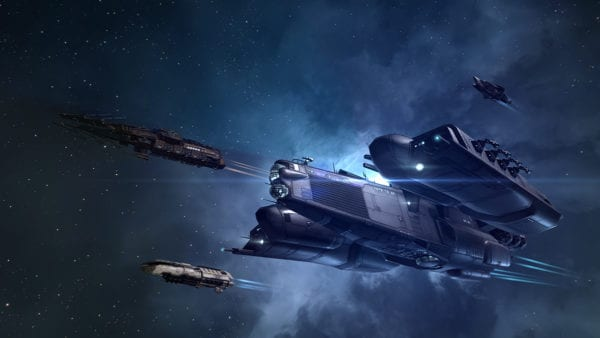 EVE Online Destroyers