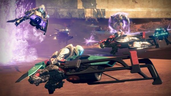 rise of iron Sparrow Racing League