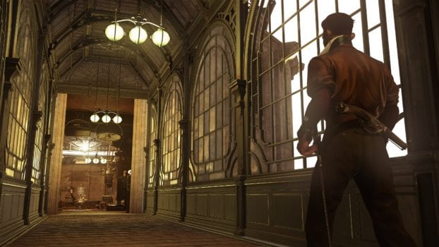 Dishonored 2 Playtests Have clocked in at Around 16-20 Hours Playtime