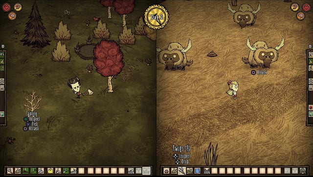 Donu0027t Starve Together Brings Online And Splitscreen Multiplayer To PS4 Next  Month